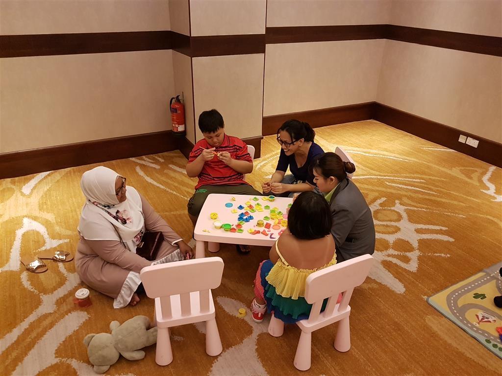 In hotel activity 1