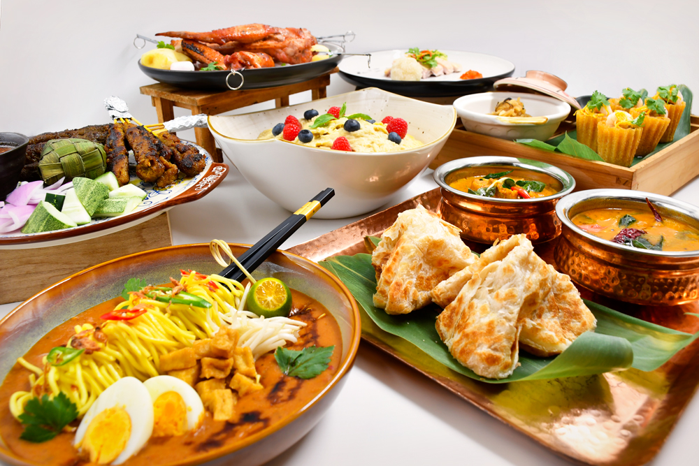 Singapore Food Fare at Atrium Restaurant