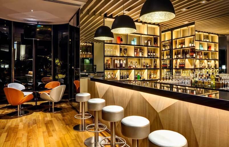 Chinese Restaurant Dim Sum Buffet Singapore Holiday Inn Singapore