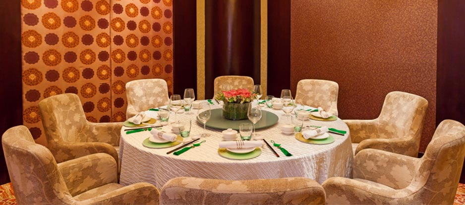 Celebrate your special occasion in one of the seven private dining rooms at Xin Cuisine Chinese Restaurant